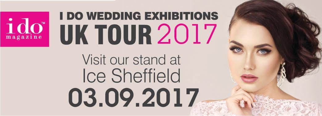 I do magazine wedding exhibition at sheffield ice september 3rd 2017