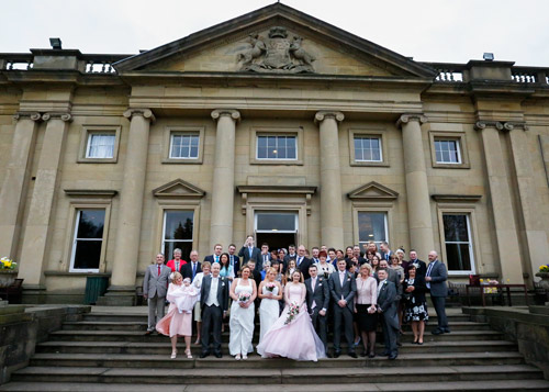 wortley hall hotel group shot