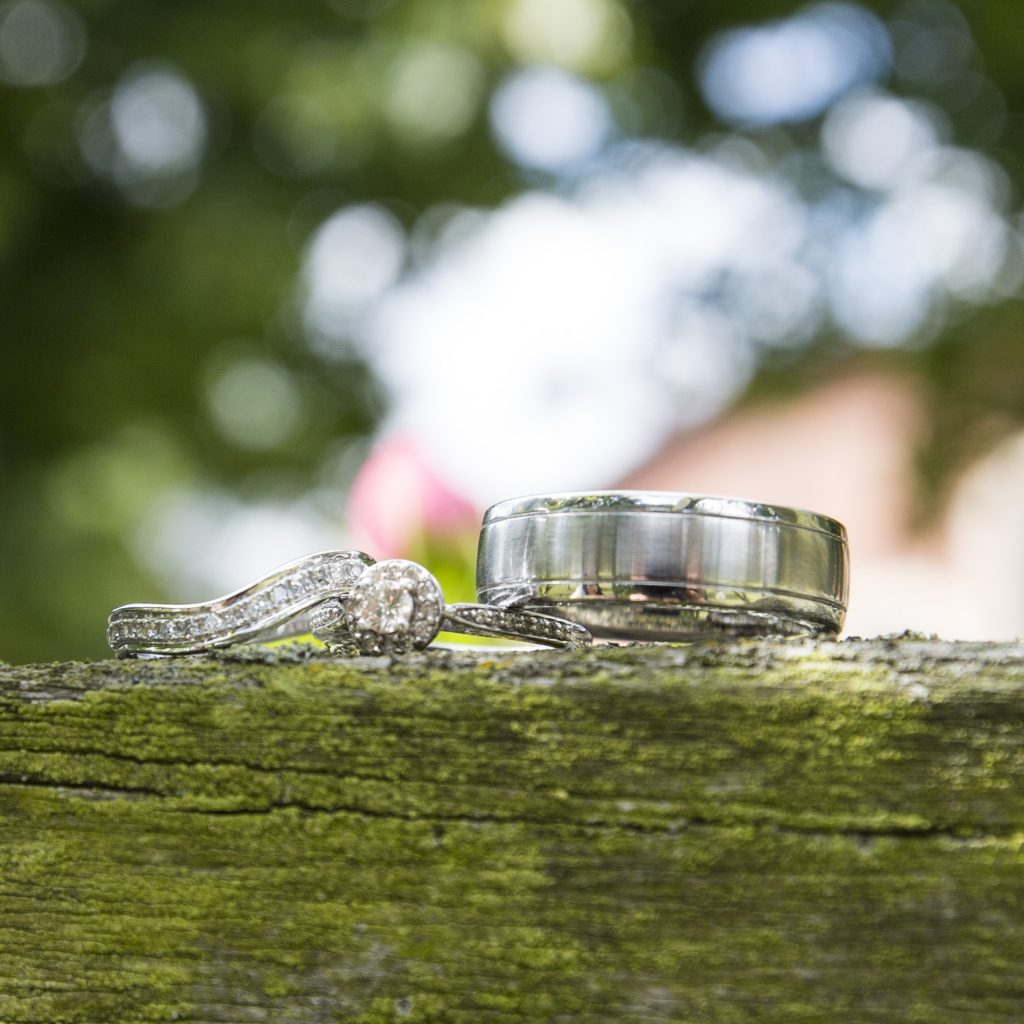 Why Do We Propose On One Knee Bride and groom wedding bands and engagement rings how to choose your wedding photographer
