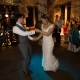 bride and groom frist dance
