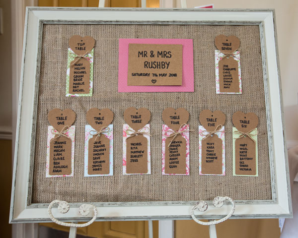 homemade hessian frame table plan the stables high melton doncaster