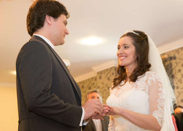 exchanging rings holiday inn barnsley