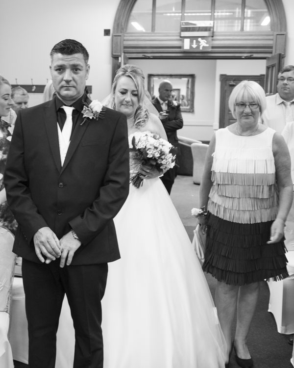 Before the first look sheffield wedding photography