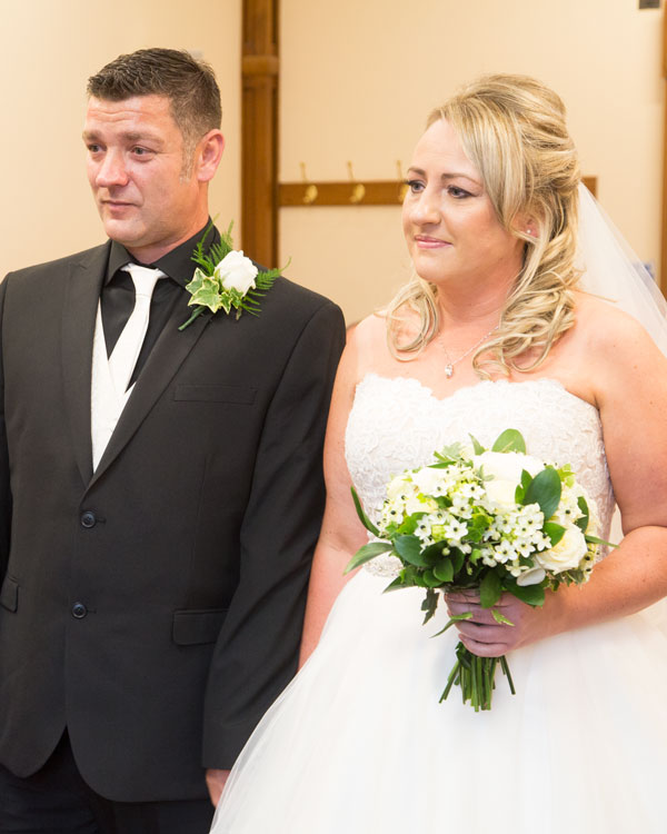 wedding ceremony sheffield town hall south yorkshire photographer