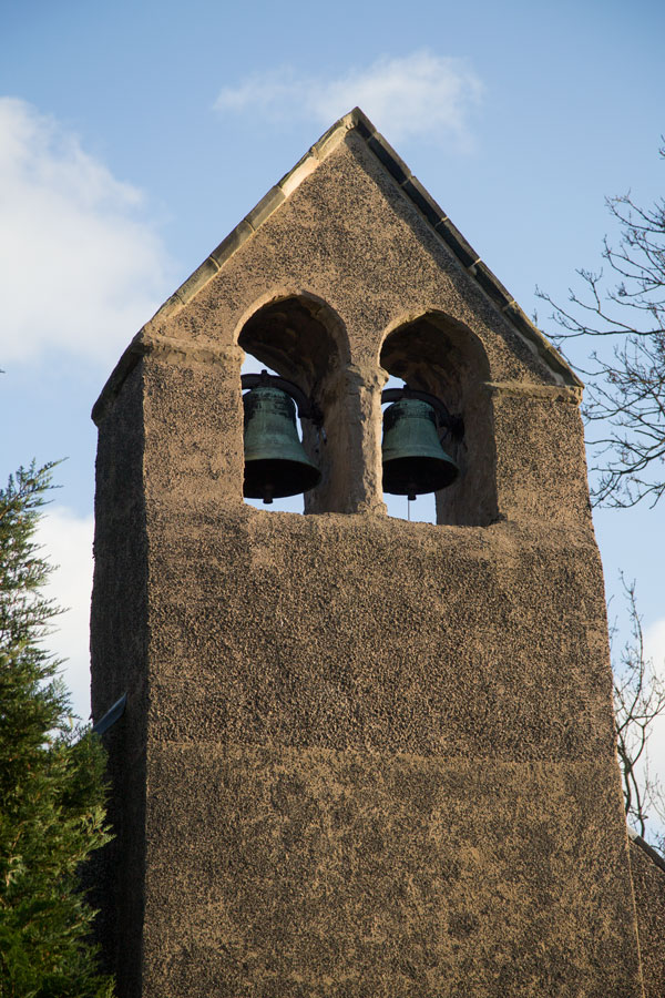 The Bellcote of St John the Baptist church, Adwick upon Dearne