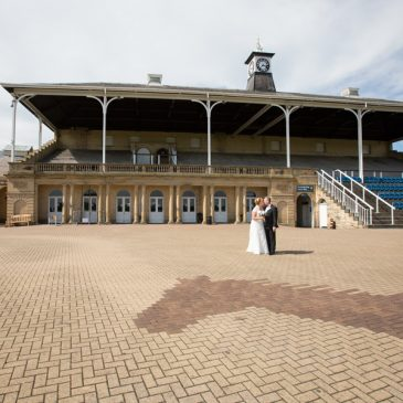 The Old Weighing Room wedding