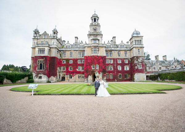 Thoresby Hall Wedding