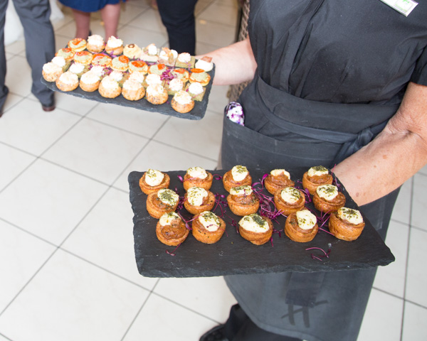 Canapes by Holiday Inn Barnsley