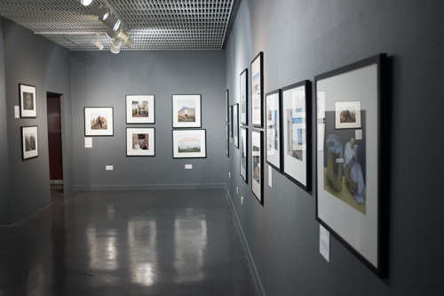 The Royal Photographic Society 160 International Print Exhibition at Barnsley Civic