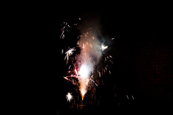Firework in Barnsley Photograph fireworks tips