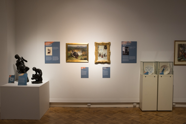 The Cooper Gallery Exhibition