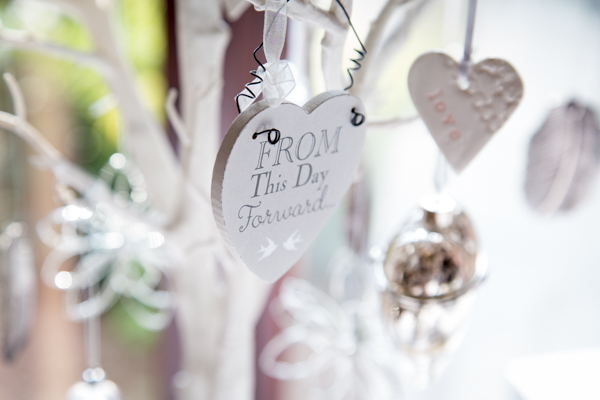 From this day forward ornament at Tankersley Manor Wedding Day