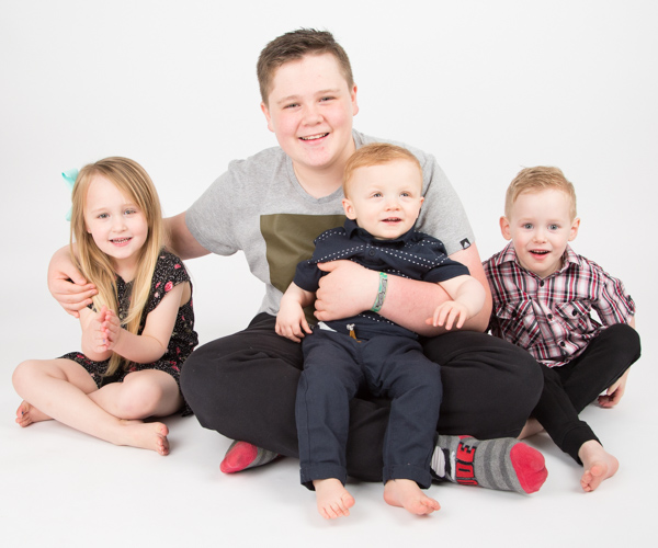 Family Photography Barnlsey Studio
