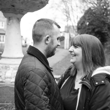 Gemma & Michael's Pre-Wedding Shoot