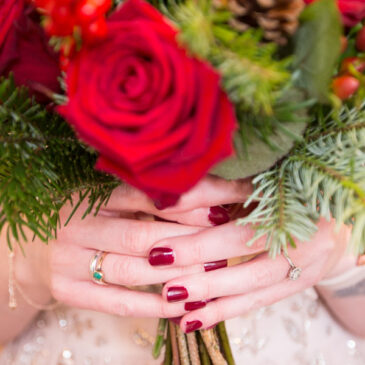 5 Perfect Winter Wedding Colours