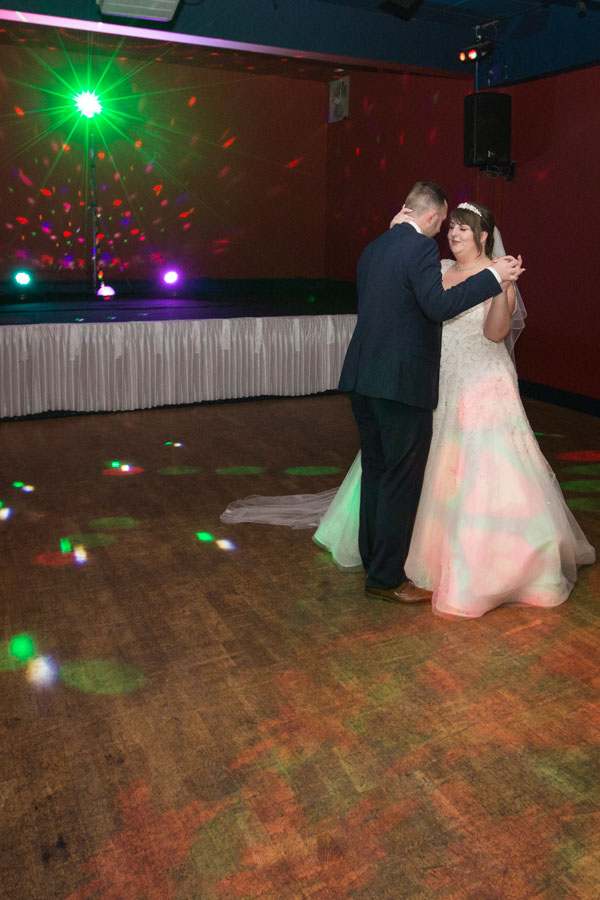 Frist Dance in Scarlett's Bar at Holiday Inn Barnsley