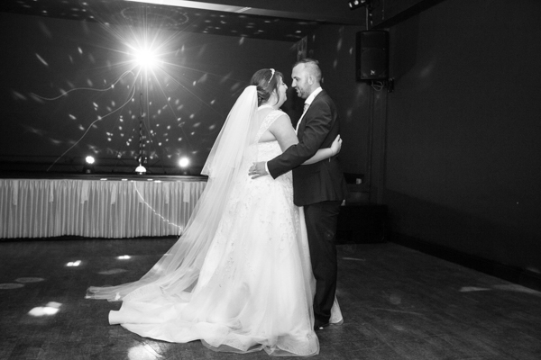 Father daughter dance at Holiday Inn Barnsley