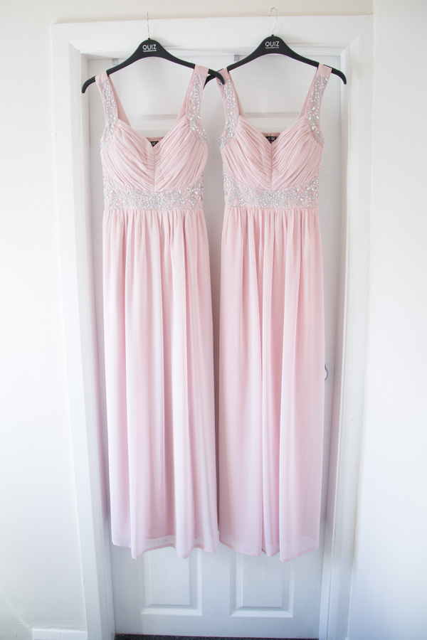 Bridesmaid dresses from Quiz