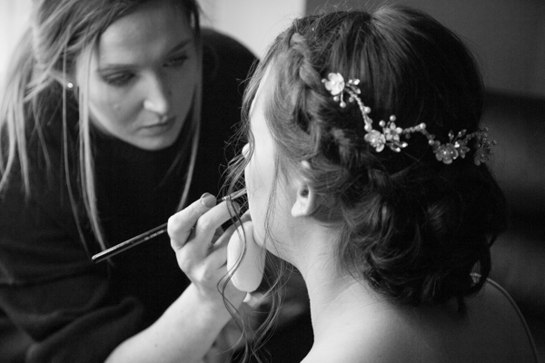 Bridal Makeup by Amanda at Bar De Beaute