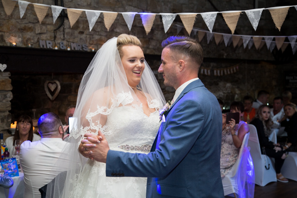 First dance at Rockingham Arms Wentworth
