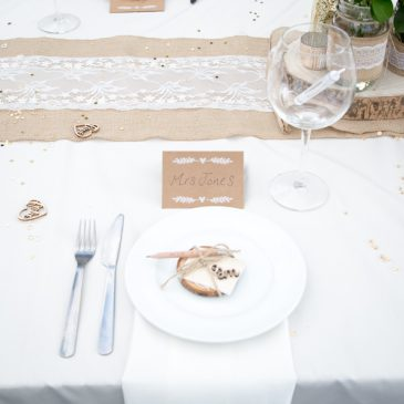 5 Alternative Place Card Ideas