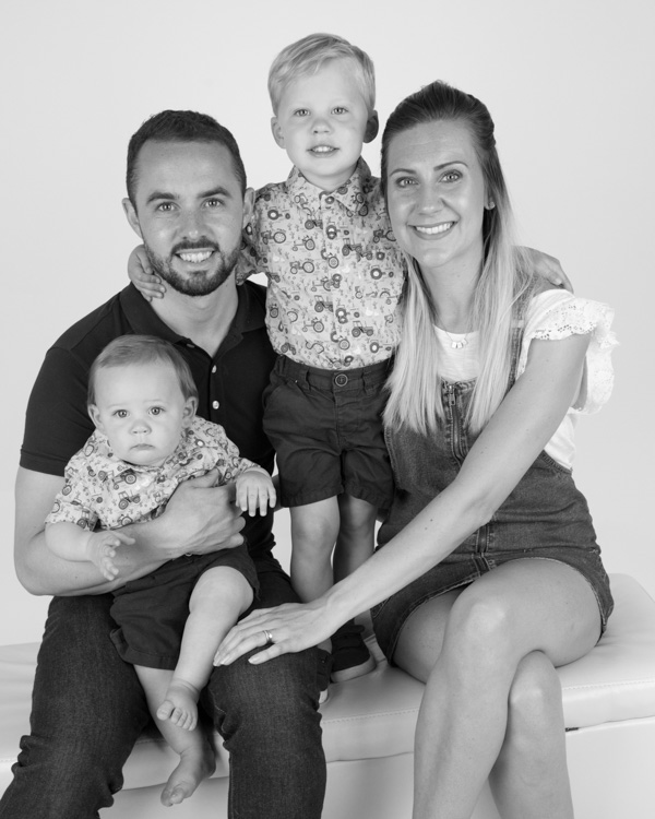 Family Portrait Session at Charlotte Elizabeth Photography Barnsley