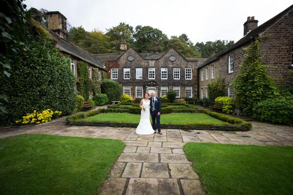 Whitley Hall Hotel Wedding Day