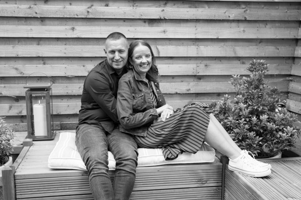 Pre-Wedding in Huddersfield West Yorkshire home pre-wedding session