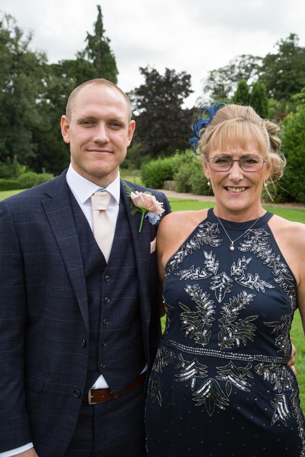 Mum's at weddings