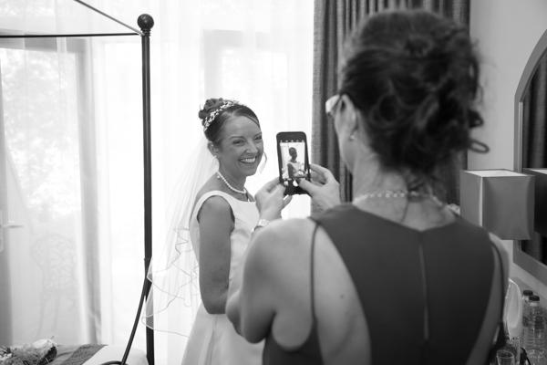 Bridal perty getting ready 315 Wedding Huddersfield