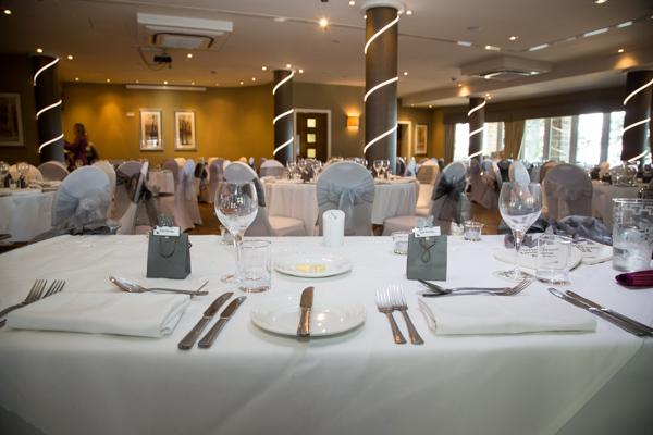 The wedding reception room 315 Wedding Huddersfield