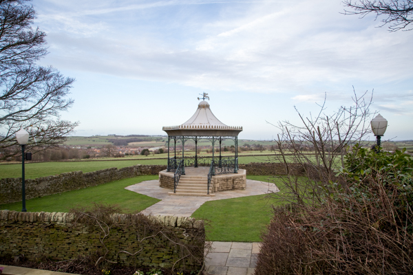 Cubley Hall Band Stand