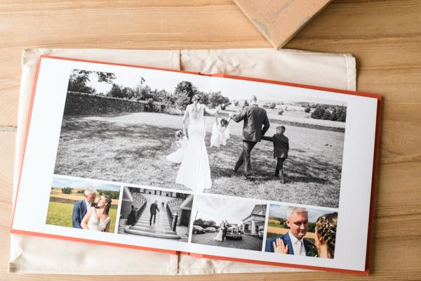 wedding album lay flat spread wedding planning apps