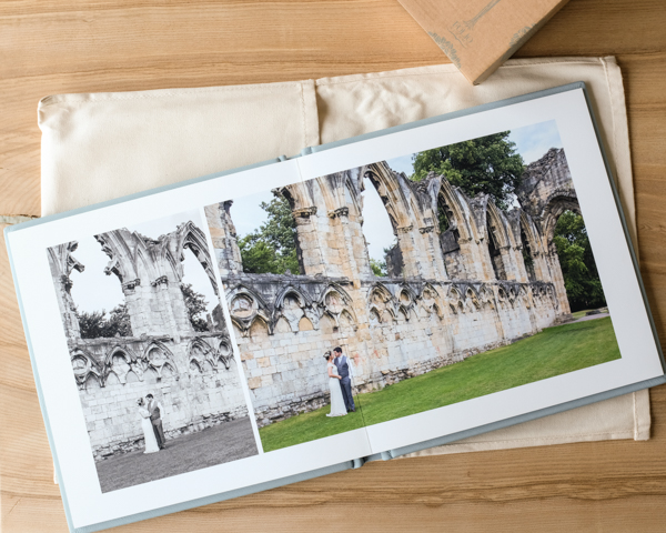 wedding album spread How Coronavirus Has Affected Wedding Planning