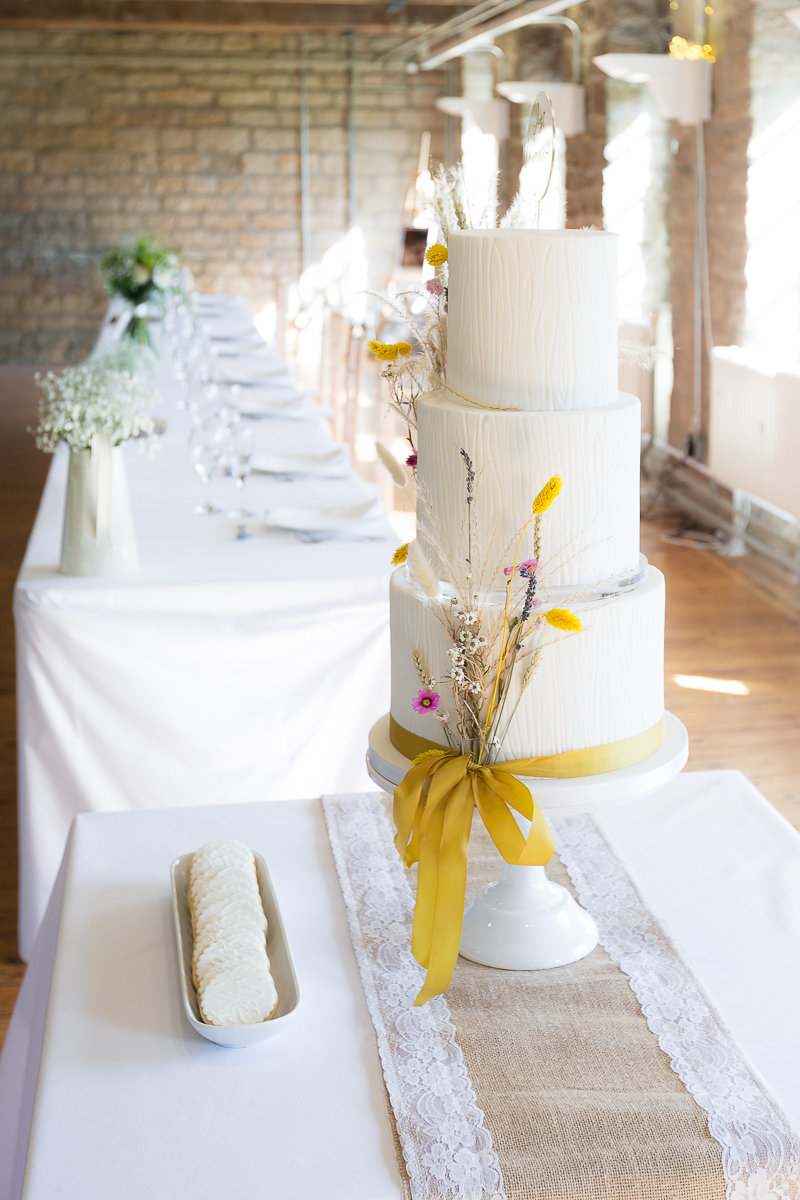 Cake by Katrina's Bespoke Cakes at Standedge Tunnel Styled Session