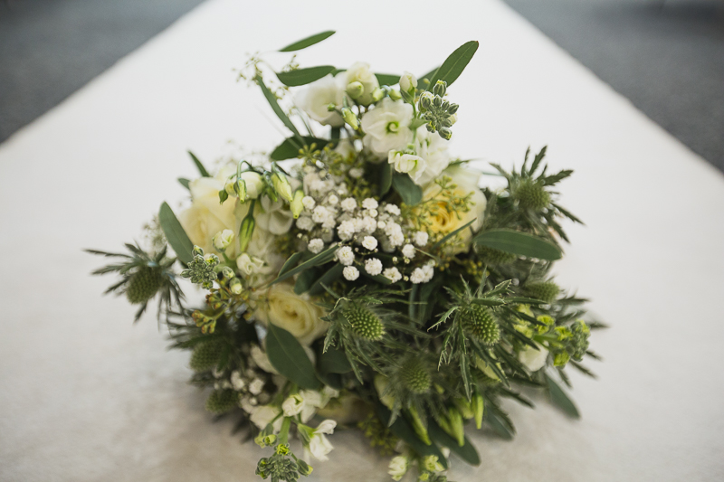 Bridal Bouquet by Wickham and Taylor
