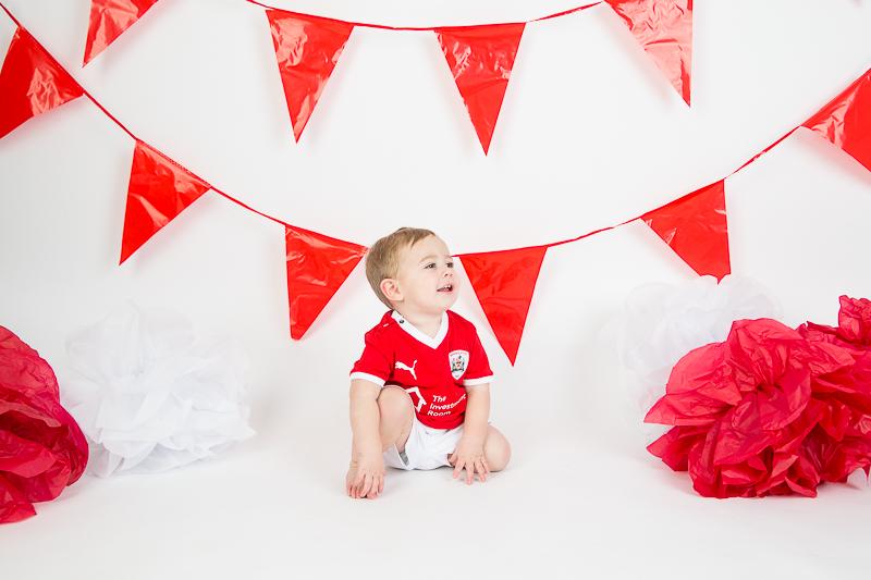 First birthday photography Barnsley