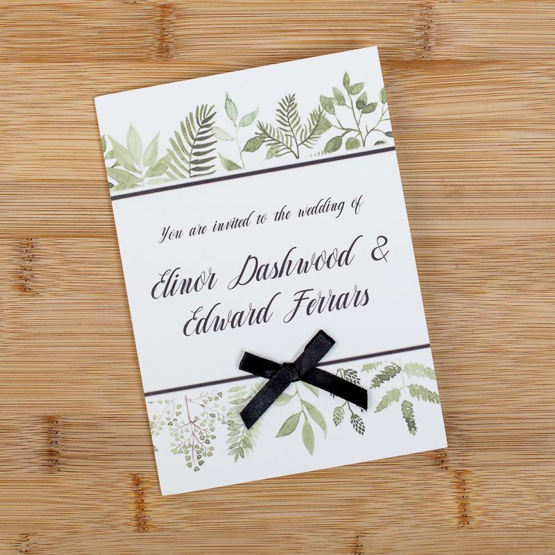 Giftast Wedding Stationary Invitation