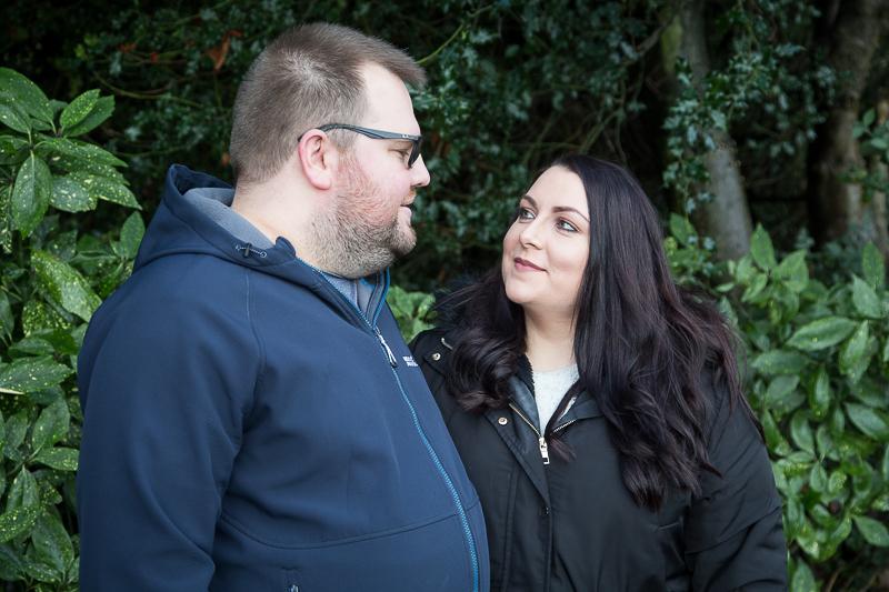 Pre-Wedding session in Locke Park Barnsley