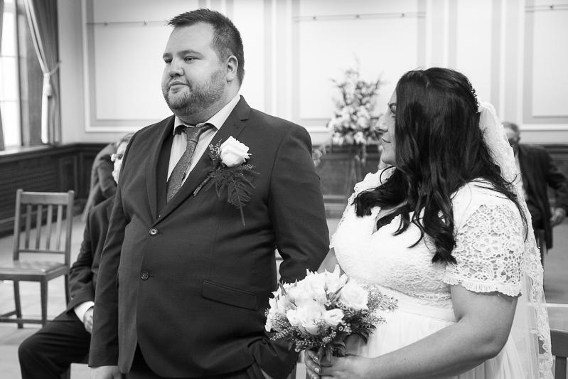 Barnsley Wedding Photographer at Barnsley Town Hall