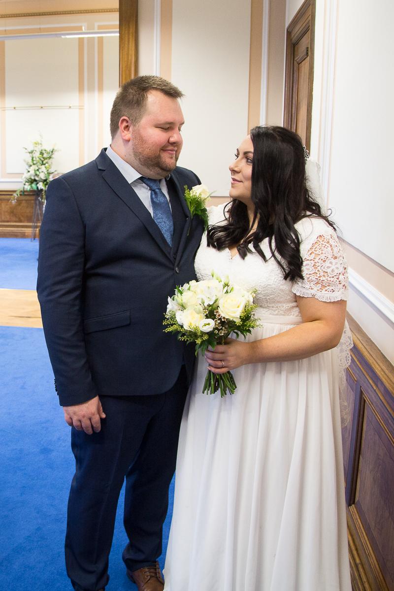 Barnsley Town Hall Wedding