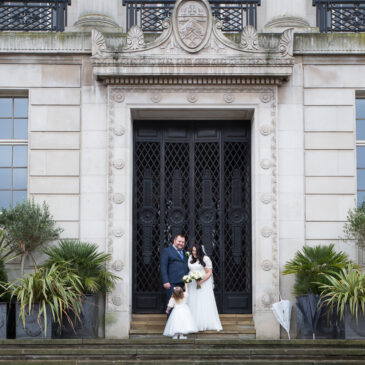 Jess & Phil | Barnsley Town Hall Wedding
