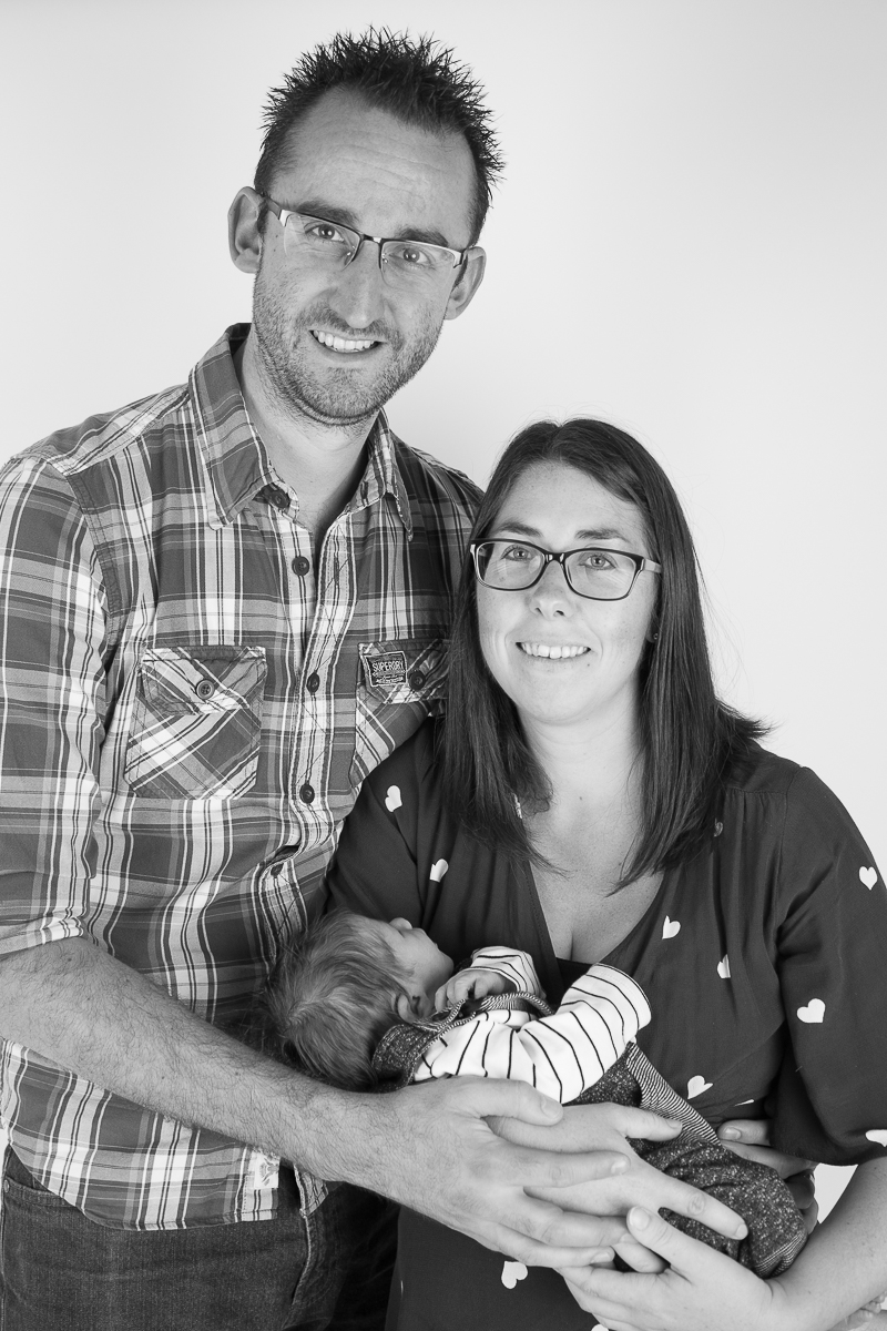 Newborn photography in South Yorkshire