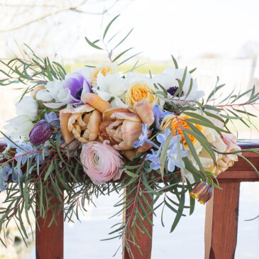 5 Tips For Choosing Your Wedding Flowers