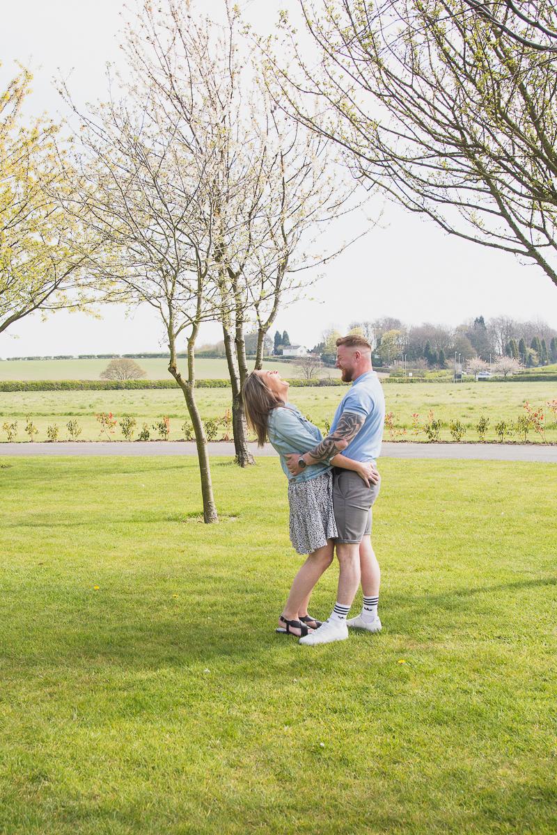 Wedding photographer South Yorkshire couple photographs