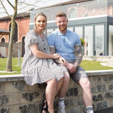 Gemma & Dan's Pre-Wedding Session | Burntwood Court Hotel