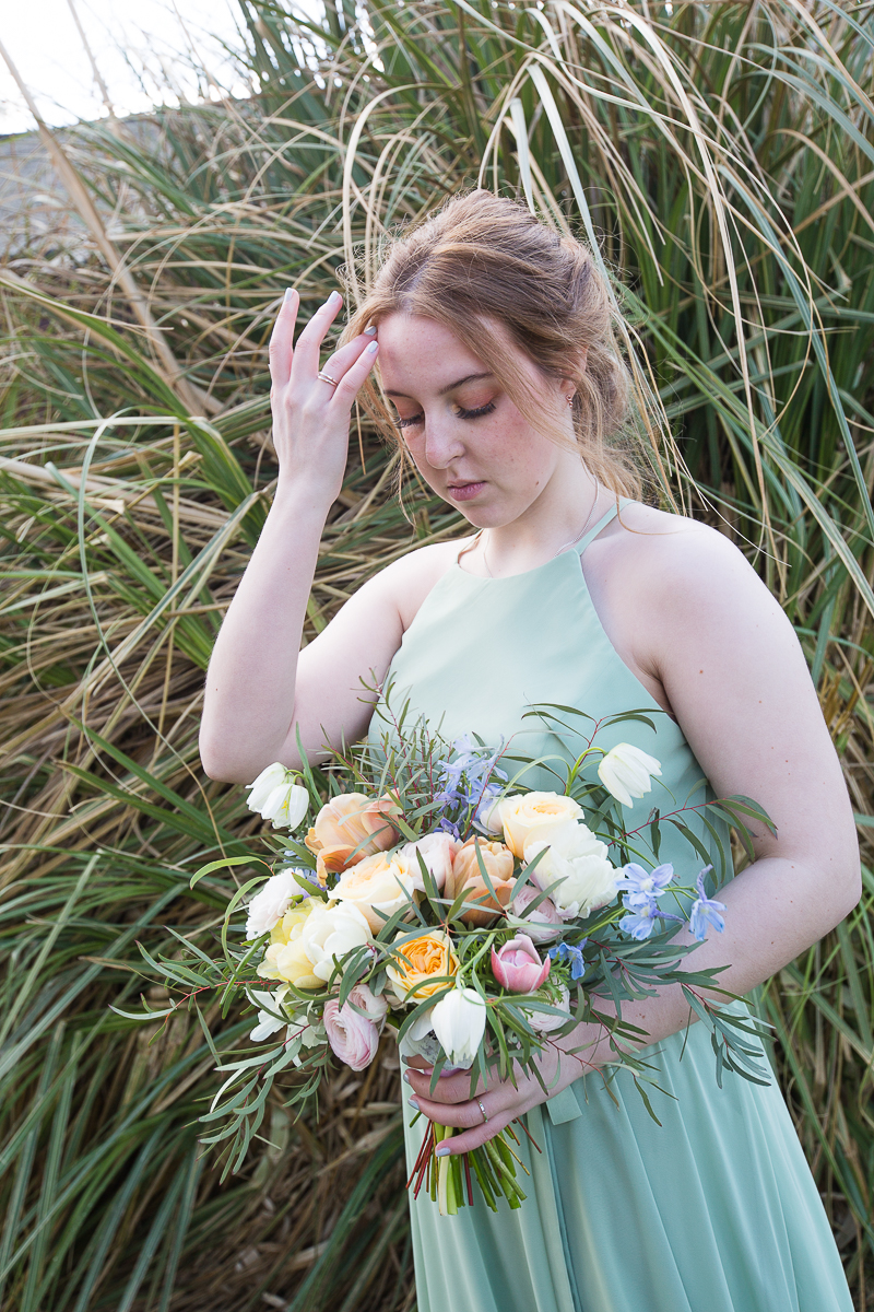 Styled shoot with Yorkshire Wedding suppliers by Charlotte Elizabeth Wedding Photography South Yorkshire