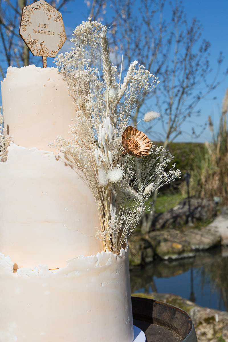 Katrina's Bespoke Cakes at a Styled Session Fishlake Mill, Doncaster, South Yorkshire