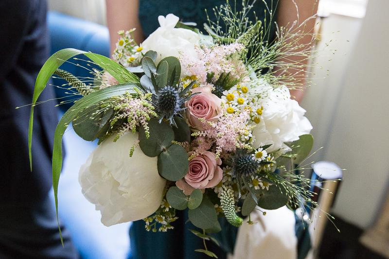 Bridesmaid Flowers by Flourish Florist in Sheffield