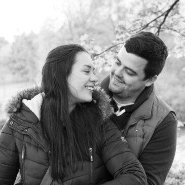 Megan & Dan's Pre-Wedding Session | Waterton Park & Walton Hall Hotel